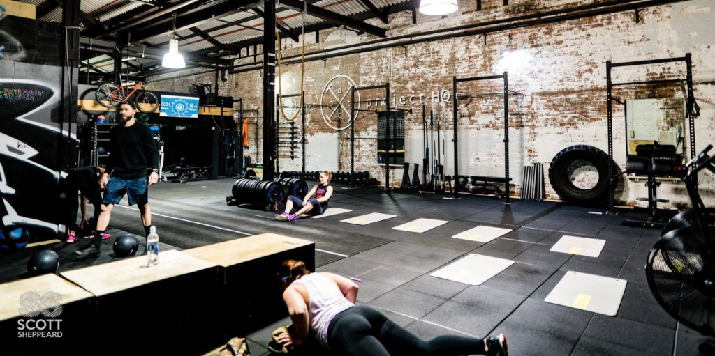 gym yarraville fitness group seddon spotswood 4